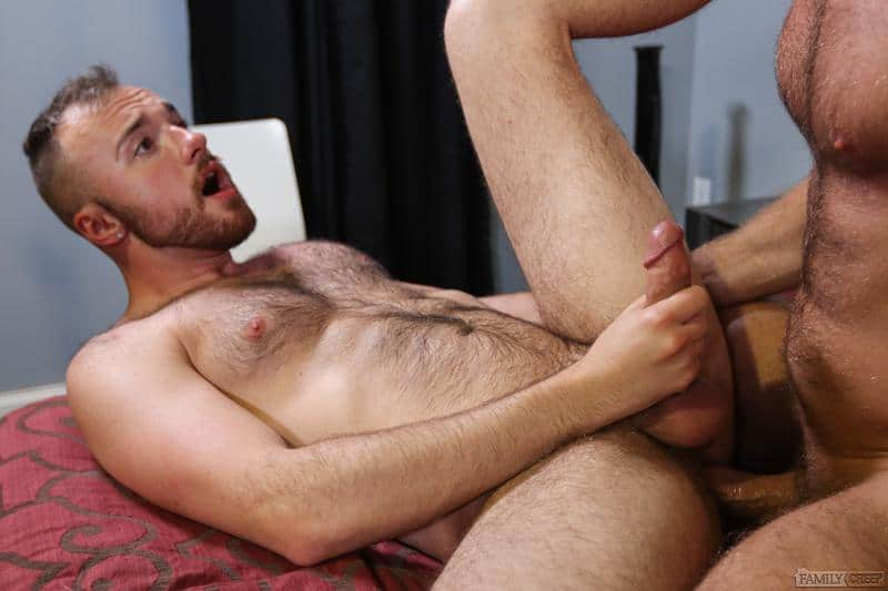 Sexy hairy chested hunks Jack Andy Cody Moore balls deep ass fucking 12 gay porn pics - Sexy hairy chested hunks Jack Andy and Cody Moore balls deep ass fucking