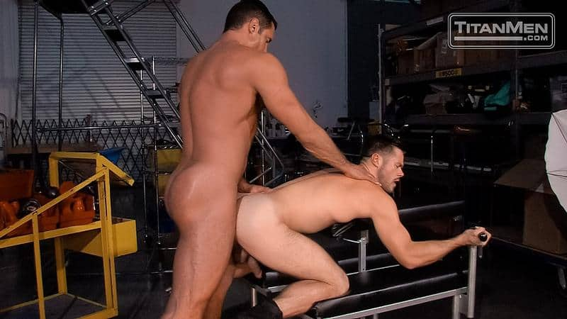 Sexy hairy muscle hunk Mike DeMarko hot bubble ass fucked muscled hunk Nick Capra huge dick 17 gay porn pics - Sexy hairy muscle hunk Mike DeMarko's hot bubble ass fucked by muscled hunk Nick Capra's huge dick