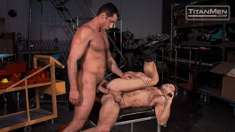 Sexy hairy muscle hunk Mike DeMarko hot bubble ass fucked muscled hunk Nick Capra huge dick 23 gay porn pics - Sexy hairy muscle hunk Mike DeMarko's hot bubble ass fucked by muscled hunk Nick Capra's huge dick