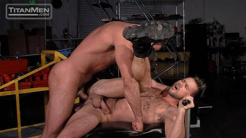 Sexy hairy muscle hunk Mike DeMarko hot bubble ass fucked muscled hunk Nick Capra huge dick 28 gay porn pics - Sexy hairy muscle hunk Mike DeMarko's hot bubble ass fucked by muscled hunk Nick Capra's huge dick