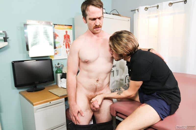 Stepdad Nate Stetson hot ass floppy haired young dude Ryan Kneeds big cock Pride Studios 6 gay porn pics - Stepdad Nate Stetson's hot ass floppy haired young dude Ryan Kneeds's big cock at Pride Studios