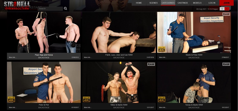 Backstage Str8Hell Honest Gay Porn Site Review - Str8 Hell Gay Porn Site Review