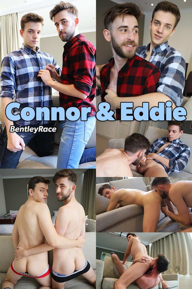 Hot bearded young hunk Eddie Archer huge thick dick sucked sexy cutie Connor Peters 12 gay porn pics - Hot bearded young hunk Eddie Archer's huge thick dick sucked by sexy cutie Connor Peters